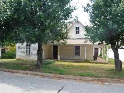 Ellenboro NC Single Family Home For Sale: $49,900