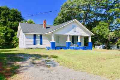 Forest City NC Single Family Home For Sale: $124,900