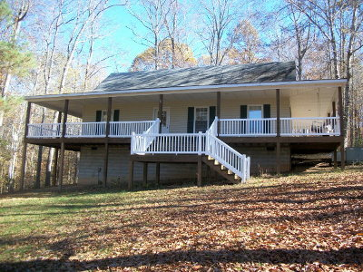 Brunswick County Single Family Home For Sale: 1101 Johnson Run Road