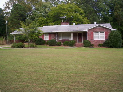 South Hill Single Family Home Under Contract/Pending: 3058 Trinity Church Road