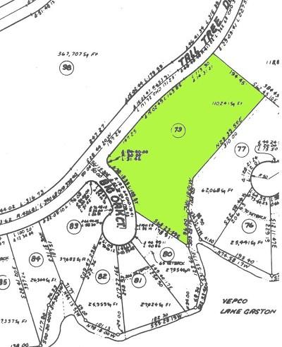 Lot 79 Tall Tree Drive Littleton Nc Mls 118278 Christopher