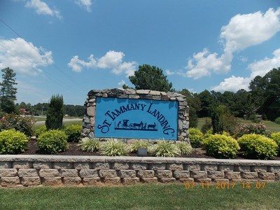 Residential Lots & Land SOLD: 26 St. Tammany Drive