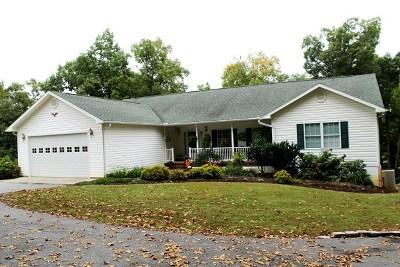 Brunswick County Single Family Home For Sale: 1201 Occanecchi Trail
