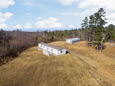 Brunswick County Single Family Home For Sale: 3381 Hill Creek Road