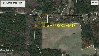 Lawrenceville Residential Lots & Land For Sale: Bright Leaf Rd