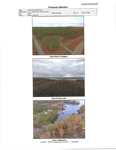 Brunswick County Residential Lots & Land For Sale: 1 Lake Point Court