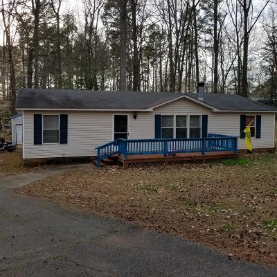 Brunswick County Single Family Home For Sale: 283 Fork Field Rd