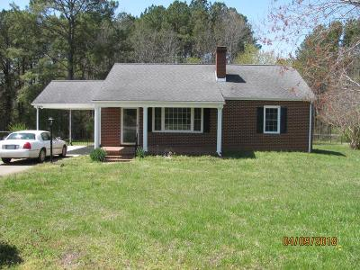 Brunswick County Single Family Home For Sale: 548 Main