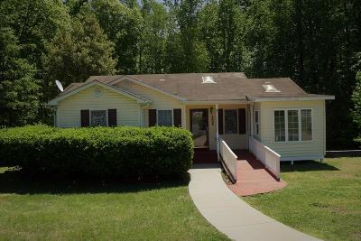 Brunswick County Single Family Home For Sale: 4686 Tanner Town Rd