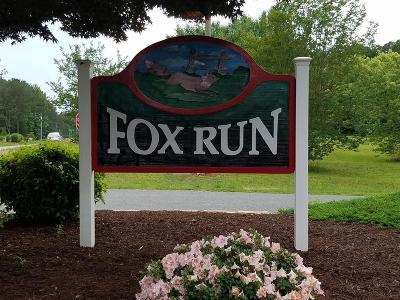 Bracey Residential Lots & Land For Sale: 26 Foxfire Drive