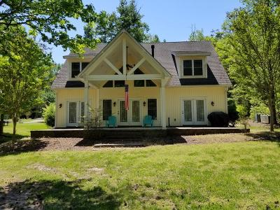 Brunswick County Single Family Home For Sale: 282 Watermans Point Drive
