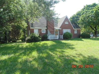Brunswick County Single Family Home For Sale: 8736 Christanna Hwy