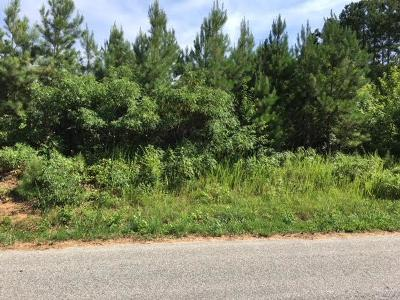 Brunswick County Residential Lots & Land For Sale: 000 Manning Drive