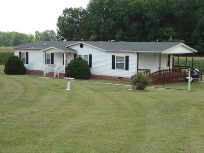 Blackstone Single Family Home For Sale: 34015 Christanna Hwy