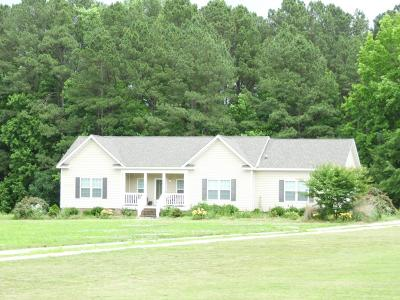 Brunswick County Single Family Home For Sale: 5650 Robinson Ferry Road