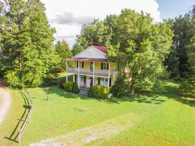 Brunswick County Single Family Home For Sale: 36 Adsit Lane