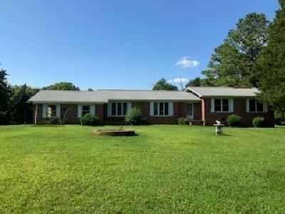 Lawrenceville Single Family Home For Sale: 875 Iron Bridge Road
