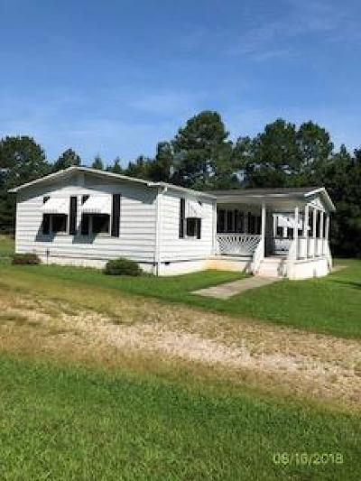 Brunswick County Single Family Home For Sale: 2439 Brunswick Drive