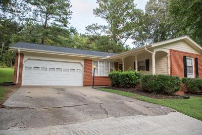 Brunswick County Single Family Home For Sale: 204 Meadow Lane