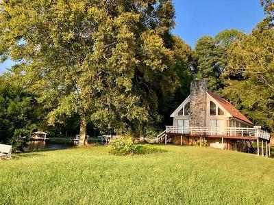 Brunswick County Single Family Home For Sale: 161 Marina Road