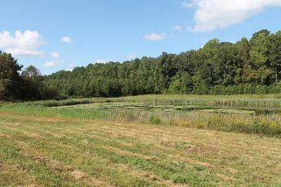 Brunswick County Residential Lots & Land For Sale: 82.21 Ac Boydton Plank Road