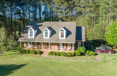 South Hill Single Family Home For Sale: 209 Mile Road