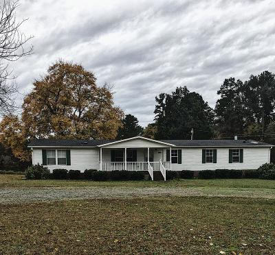 Brunswick County Single Family Home For Sale: 2243 Brodnax Rd
