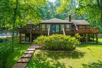 Brunswick County Single Family Home For Sale: 710 Pine Top Drive