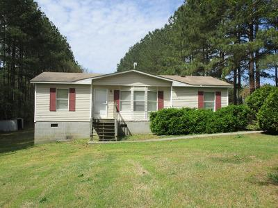 South Hill Single Family Home Under Contract/Pending: 683 Twin Cedar Rd
