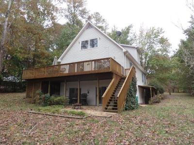 Brunswick County Single Family Home For Sale: 42 Meherrin Trail