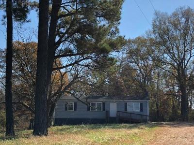 Brunswick County Single Family Home For Sale: 11564 Robinson Ferry Road