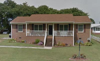 South Hill Single Family Home For Sale: 1130 Hill