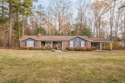 Bracey Single Family Home For Sale: 451 Tanglewood Drive