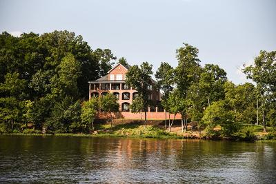 Bracey VA Single Family Home For Sale: $1,690,000