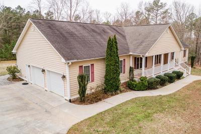 Bracey Single Family Home For Sale: 691 Hawks Nest Drive