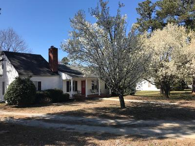 Gasburg Single Family Home Under Contract/Pending: 8959 Christanna Highway