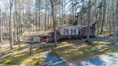 South Hill Single Family Home For Sale: 1205 Tanglewood Drive