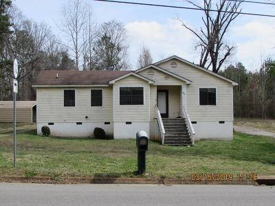 Lawrenceville Single Family Home For Sale: 18176 Christanna Hwy