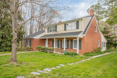 Lawrenceville Single Family Home For Sale: 110 South Main Street