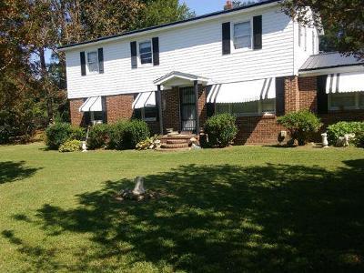 Warrenton Single Family Home For Sale: 1740 Alert Road