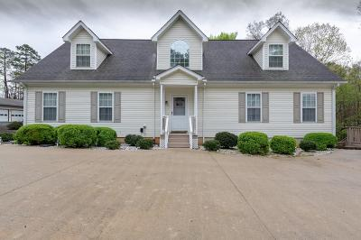 Bracey Single Family Home For Sale: 440 Brookstone