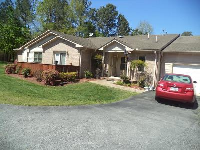 South Hill Single Family Home Under Contract/Pending: 120 Glenwood Circle
