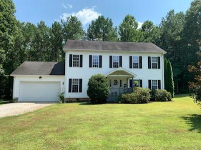 Bracey Single Family Home For Sale: 134 Alexander Drive