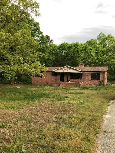 Lawrenceville Single Family Home For Sale: 17054 Old Stage Road