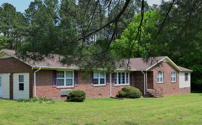 Lawrenceville Single Family Home Under Contract/Pending: 125 Travis Dr