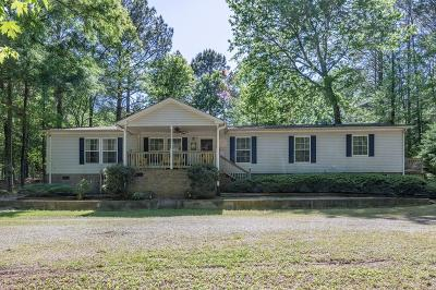 Boydton Single Family Home For Sale: 1441 Hinton Mill