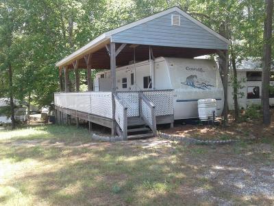Bracey VA Single Family Home For Sale: $29,900