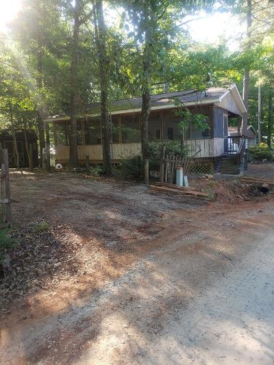 Bracey VA Single Family Home For Sale: $38,000