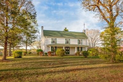 South Hill Single Family Home For Sale: 1840 Boxwood Rd