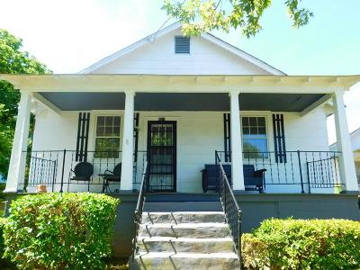 South Hill Single Family Home For Sale: 411 West Atlantic St.